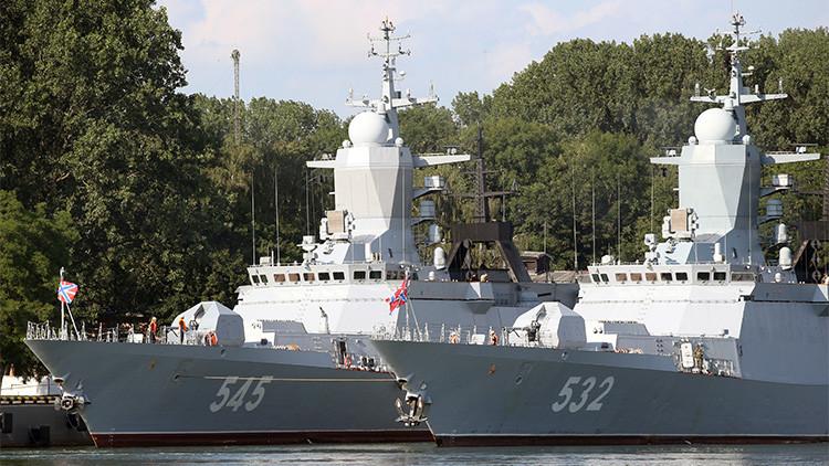 """La """"reacción lógica"""" de Rusia a las aspiraciones de la OTAN: La Flota del Báltico se fortalece"""