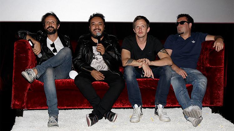 Roban a mano armada todo el equipo musical de una famosa banda de rock en México