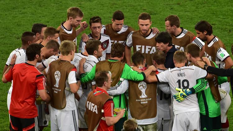 Alemania asistirá a la Copa Confederaciones Rusia 2017 sin parte de sus grandes estrellas