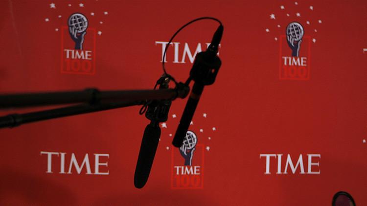'Time' lleva a su portada la icónica catedral rusa de San Basilio y CNN se confunde al describirla