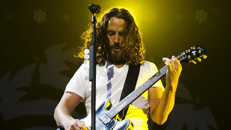 Determinan muerte del cantante de Soundgarden y Audioslave