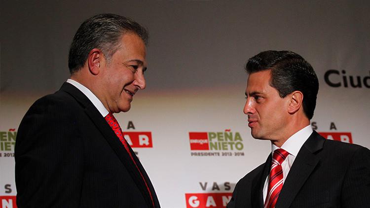 """Presidencia de México declara """"inexistente"""" asesoría de general colombiano en materia de seguridad"""