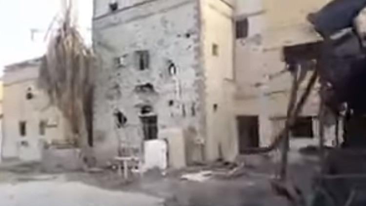 """""""Podrían matarte en cualquier momento"""": Las fuerzas saudíes asedian una localidad chiita"""