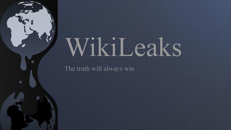 WikiLeaks publica información clasificada sobre el programa espía de la CIA que ataca Windows