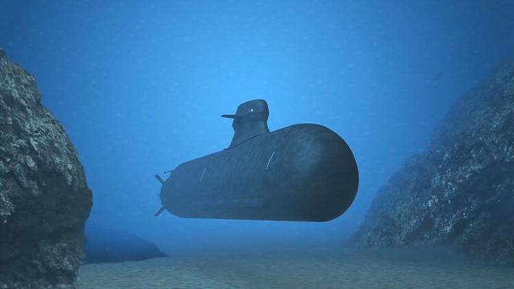Suecia adapta su submarino no nuclear para que lleve misiles Tomahawk