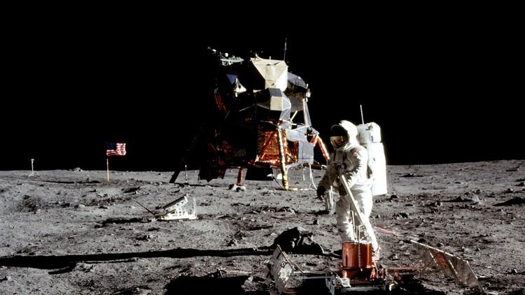 VIDEO: Reconstruyen la llegada del hombre a la Luna con miles de fotos desclasificadas de la NASA