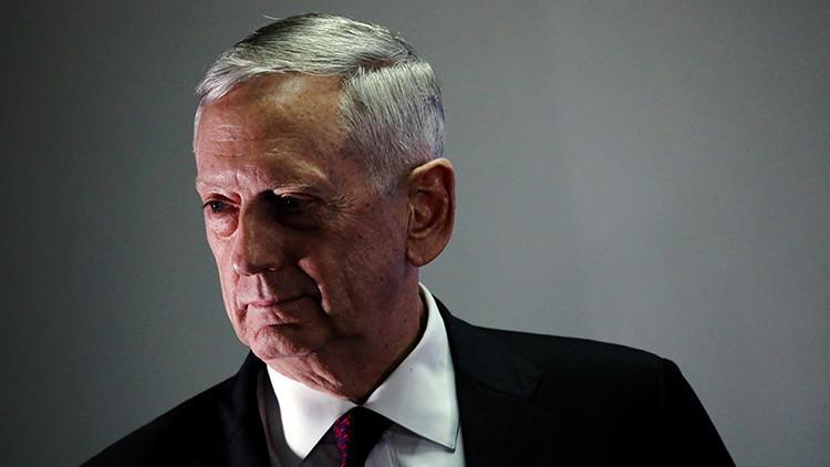 El Pentágono afirma que una solución militar del conflicto con Corea del Norte sería una tragedia