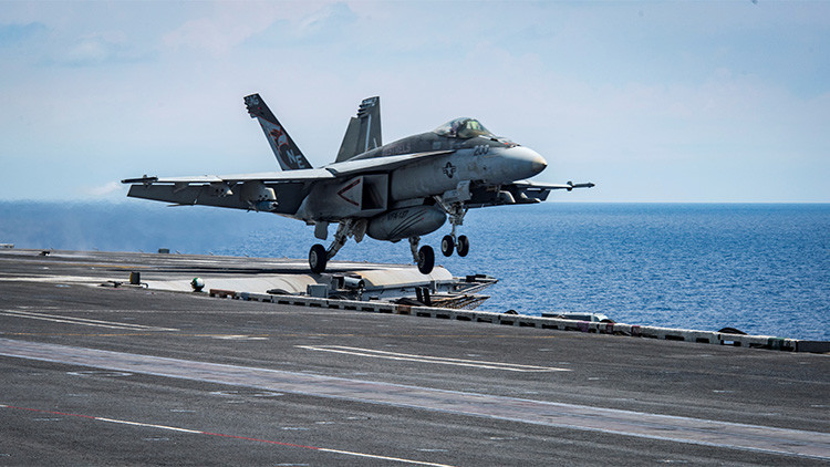 Washington explica qué condición debe cumplir Siria si no quiere sufrir más ataques estadounidenses