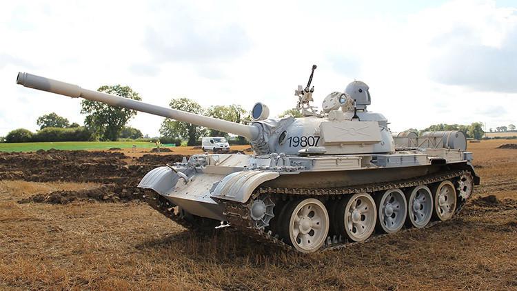 Perú planea modernizar sus tanques T-55 en colaboración con Rusia