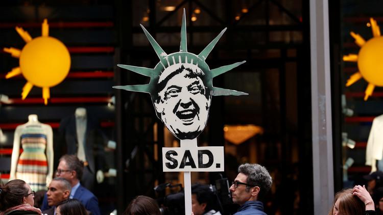 """""""EE.UU. está sumergido en una guerra civil que no terminará pronto"""""""