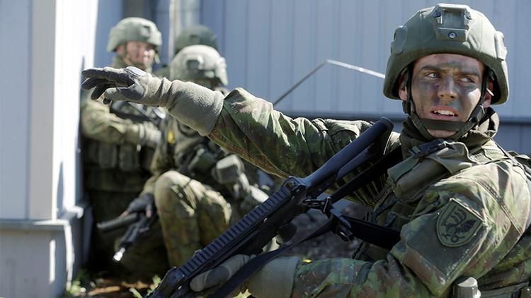 Se registra el tercer incidente durante los ejercicios de la OTAN en la frontera con Rusia