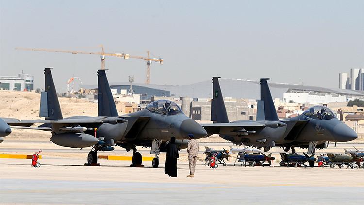 Milicias hutíes dicen haber abatido un F-15 de la coalición liderada por Arabia Saudita