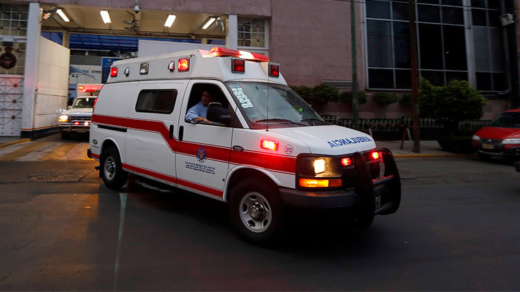 El #LordNaziRuso brutalmente agredido por una multitud en México se encuentra en coma inducido