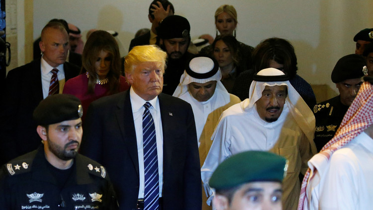 """""""Trump pretende reiniciar la guerra mundial contra los islamistas radicales"""""""