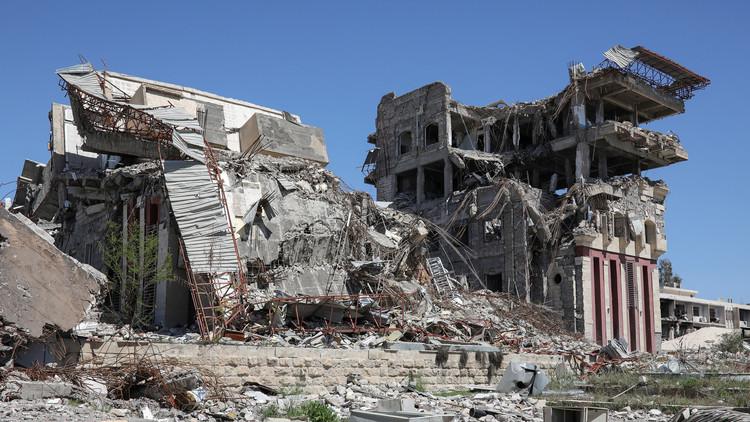 """""""Al estilo nazi"""": El Estado Islámico probó en humanos nuevas armas químicas"""