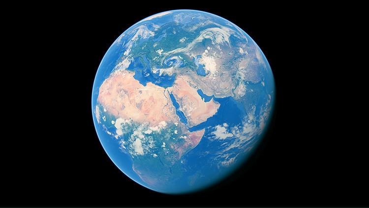 ¿Por qué algunas partes del mundo no se puede ver en los mapas de Google?