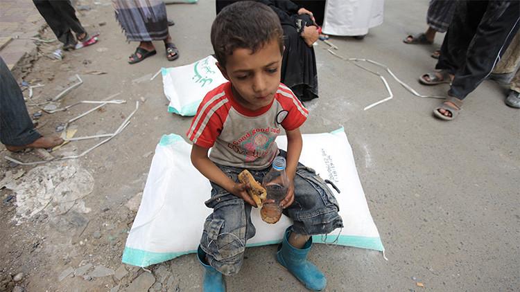 """ONU: El hambre en el mundo """"no es una noticia falsa"""", pero los medios solo hablan de Trump"""