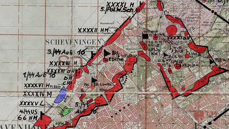 """Así es la """"ciudad perdida"""" subterránea nazi que albergó a 3.300 soldados de las SS (fotos)"""