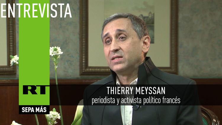 Resultado de imagem para Thierry Meyssan RT