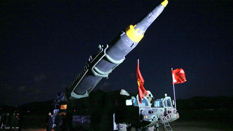 Rusia insta a EE.UU. y sus aliados a actuar con prudencia ante lanzamientos de misiles de Pionyang