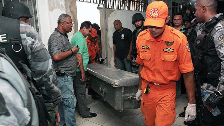 Otra vez las cárceles de Brasil: Se fugan 32 presos y dos mueren en un tiroteo con la Policía