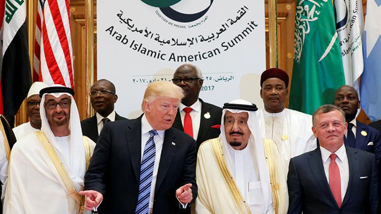 La 'OTAN árabe' proyectada por Trump preocupa en Irán