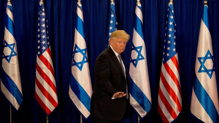 ¿Presidente pacificador?: Trump prepara un plan para resolver el conflicto palestino-israelí