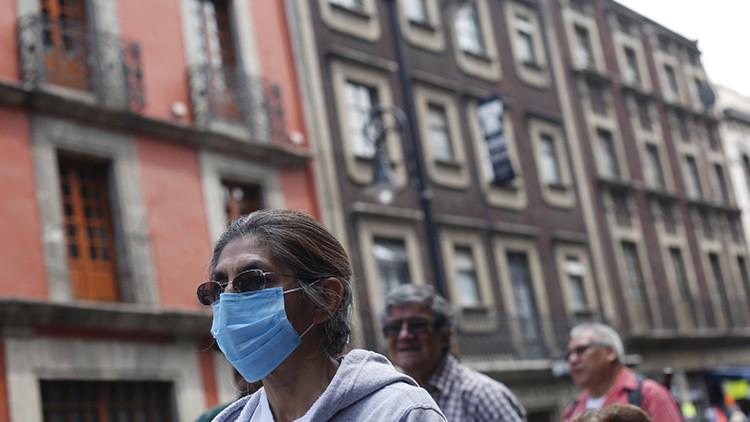 """México: """"la región más transparente del aire"""" se asfixia por la contaminación"""