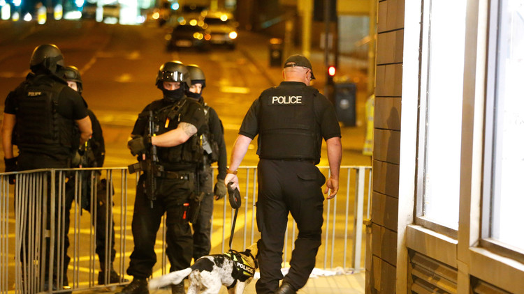 Identifican al supuesto terrorista que perpetró el atentado de Mánchester