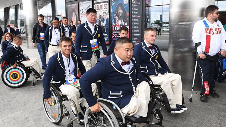 """""""Han convertido a los paralímpicos rusos en chivos expiatorios"""""""