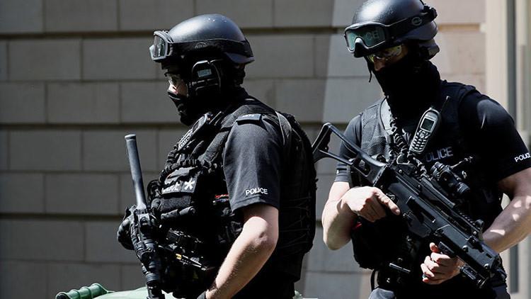 Redadas antiterroristas en Mánchester dejan un detenido (IMÁGENES)