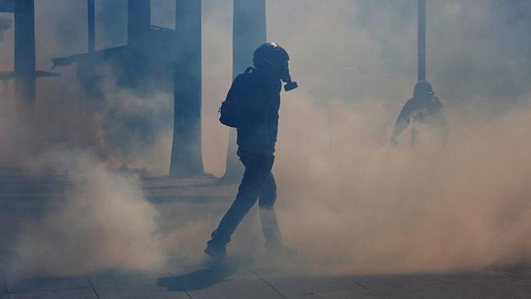 Capturan a profesor financista de grupos violentos opositores venezolanos