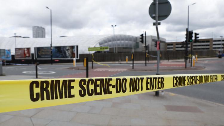 Difunden las primeras imágenes del autor del atentado de Mánchester (FOTOS)