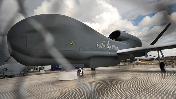 ¿Con qué fin?: Llegan a Japón 4 drones-espía estadounidenses
