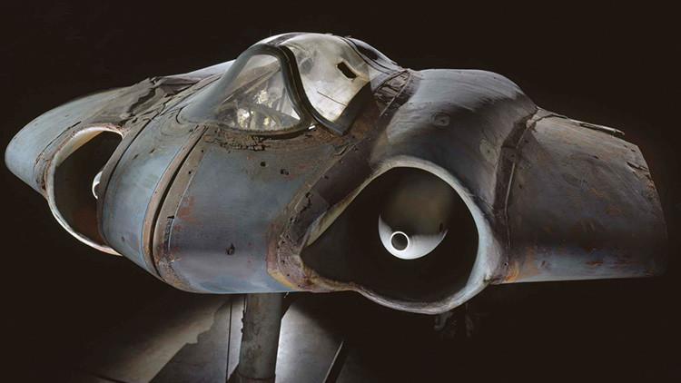 El 'cazabombardero furtivo de Hitler' que habría cambiado el curso de la II Guerra Mundial