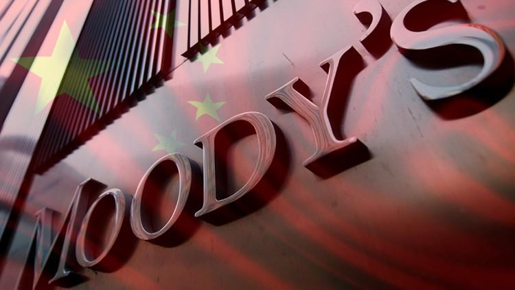 Moody's rebaja la calificación de China por primera vez en 28 años