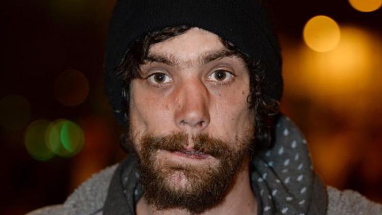 Recaudan más de 45.000 dólares para un 'sintecho' que atendió a varios heridos en Mánchester