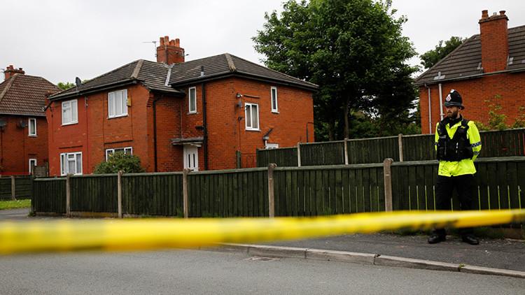 Así fue la incursión policial en la casa del autor del atentado de Mánchester (VIDEO)