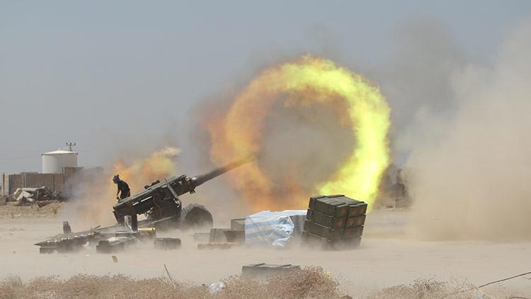 """""""Trump impulsa una nueva guerra en el golfo Pérsico"""""""