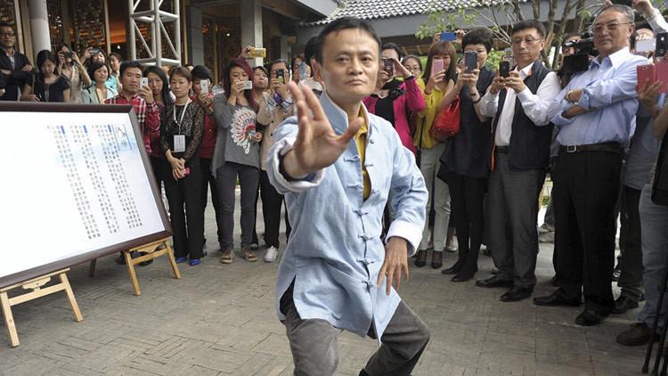 Aprendan de Jack Ma: el hombre más rico de China ofrece clases de taichí por un precio desorbitado