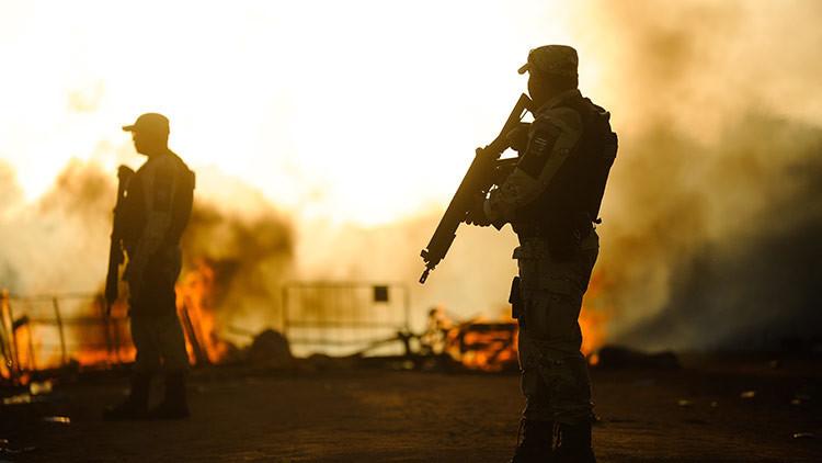 Diez personas mueren a manos de la Policía en el norte de Brasil