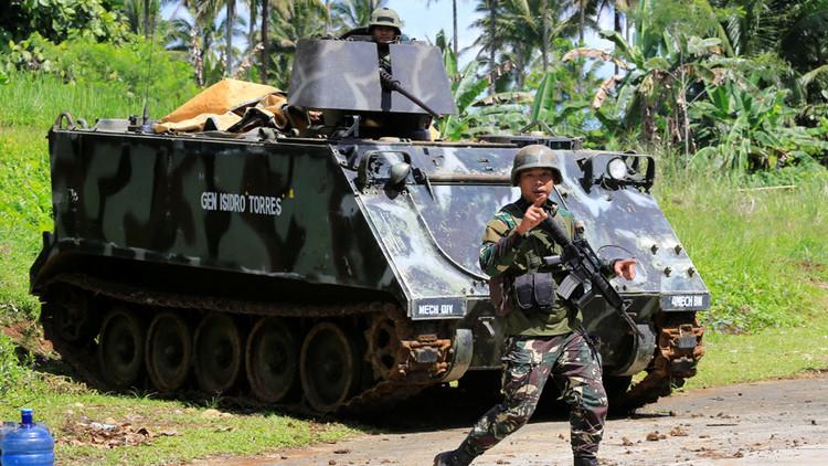 La Red revela el horror que vive Filipinas por combates entre el EI y el Ejército (VIDEOS, FOTOS)