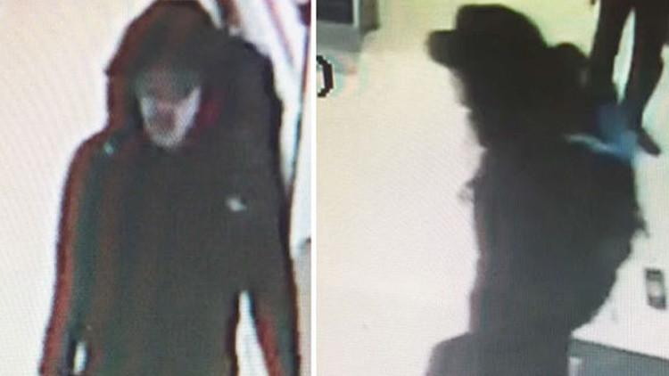 Las cámaras de seguridad captaron al terrorista de Mánchester ultimando los detalles del ataque