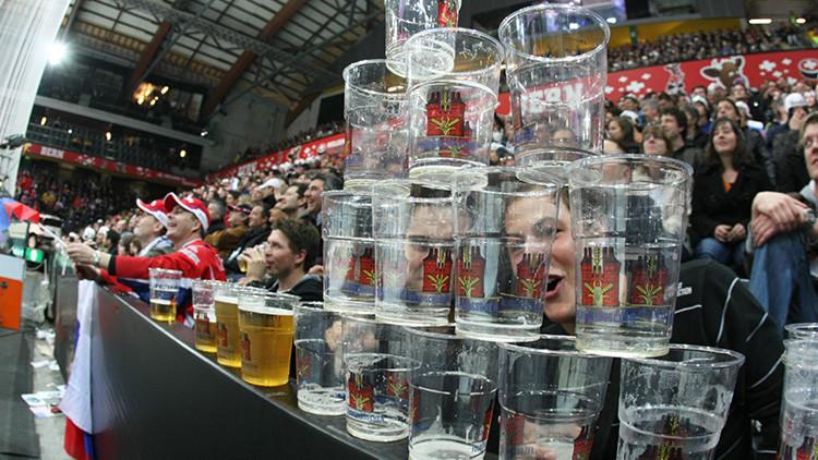 Rusia confirma que se venderá cerveza en los estadios durante la Copa Confederaciones
