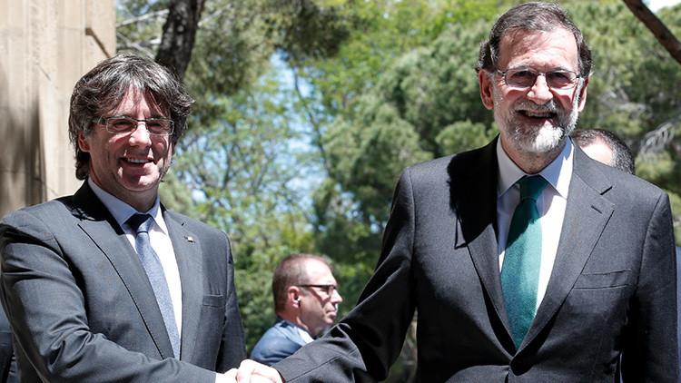 España: Rajoy se niega a negociar el referéndum catalán