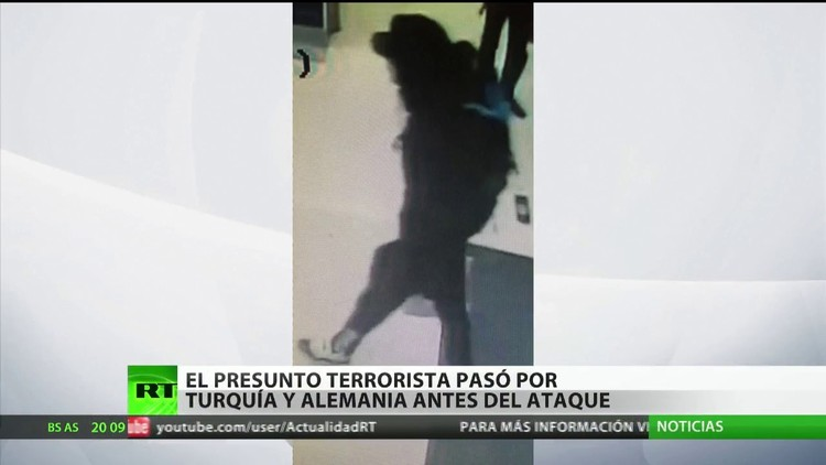 El presunto terrorista de Mánchester pasó por Turquía y Alemania antes del ataque