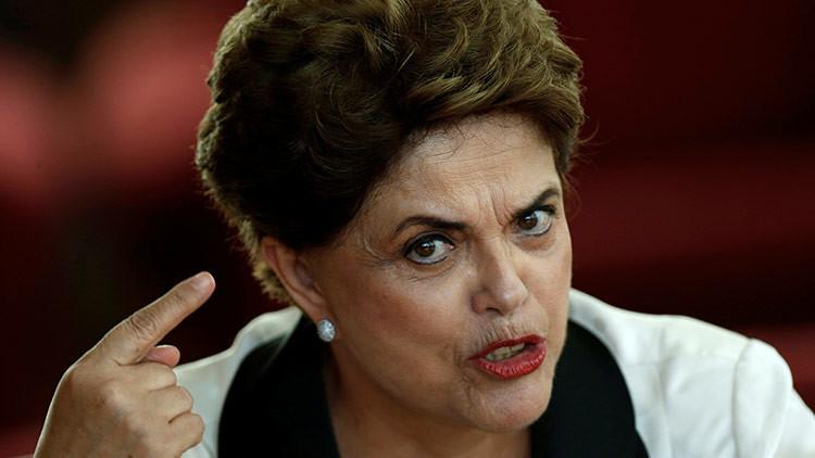 Dilma Rousseff pide a la Corte Suprema devolverle la presidencia