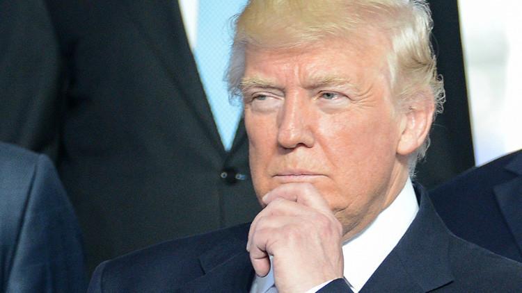 Lanzan una petición para que Trump se disculpe por el empujón al líder de Montenegro