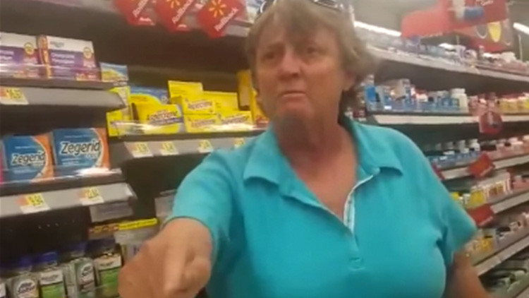 """Este es mi país"": Video de ataque racista a mexicana en EE.UU. causa indignación en la Red"