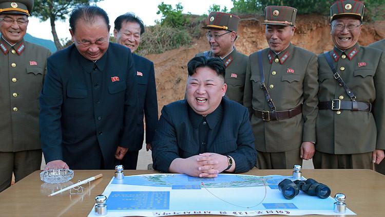 El poderoso trío que controla el programa de misiles norcoreano